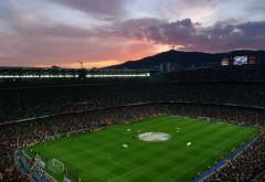 Футбольный стадион заставки