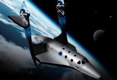 Virgin Galactic, первый коммерческий SPACELINE в мире