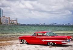 старинные Chevrolet Impala