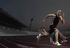 Олимпийский бегун фото