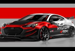 Hyundai Genesis coupe картинки для рабочего стола