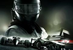 Обойка на тему Формула 1