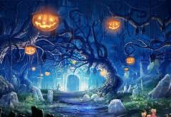 хэллоуин заставка