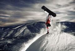 Реальный сноубординг обои