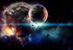 апокалиптический взрыв планеты