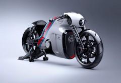 Мотоцикл будущего лотус ц01 2014, Lotus Motorcycles
