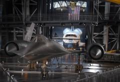 lockheed sr 71a hangar самолет истребитель