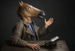 маска лошадиная голова