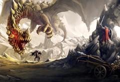 горный дракон обои на монитор