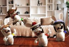 Вечеринка, юмор, смех, игрушки, нинтендо