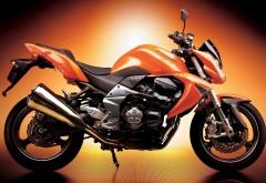 оранжевый Kawasaki бесплатные картинки