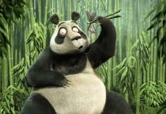 панда обои