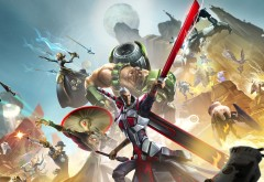 Battleborn Game HD заставки