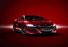 Скачать 2016 Acura NSX суперкар HD широкоэкранный
