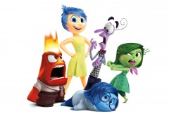 Головоломка 2015, мультфильм, скачать, Pixar, обои