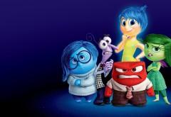 Головоломка, мультфильм, скачать, Pixar, обои