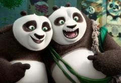Кунг-фу Панда 3, скачать, бесплатно, По Ли, панды