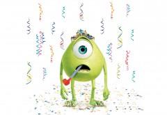Майк Вазовски, Disney, одноглазый монстрик, Корпорация монстров, Pixar