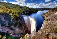 Плотина Гордон, Австралия
