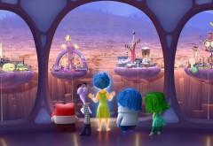 Головоломка, Inside Out, мультфильм, личности острова, пикс�…