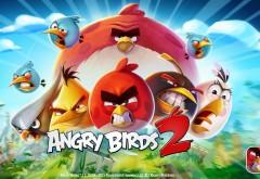 Angry Birds 2 видеоигра обои