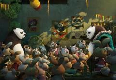 Кунг-фу панда 3 отец и сын По