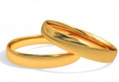 Кольца обручальные, брак, любовь, фон, картинки, золотые