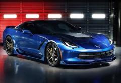 Ателье Revorix дизайн авто Chevrolet Corvette