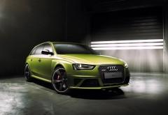 Audi RS4 Avant картинки на раб стол