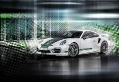 2015 TechArt Porsche 911 Turbo
