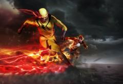 картинки, Professor Zoom, Eobard Thawne,Flash, скорость, погоня, сериал