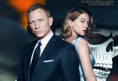 Бонд 24, 007: Спектр, Джеймс Бонд, Дэниел Крэйг, Леа Сейду, обои