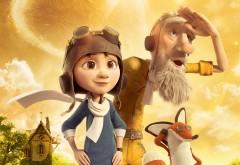 Маленький принц обои мультфильма