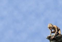 властелин колец, Голлум, минимализм, обои, фоны