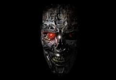 Терминатор: Генезис робот фоны на рабочий стол
