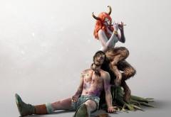 Ведьмак 3: Дикая Охота Суккуб картинки